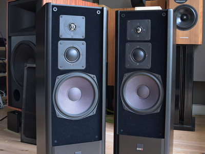 loudspeaker upgrades